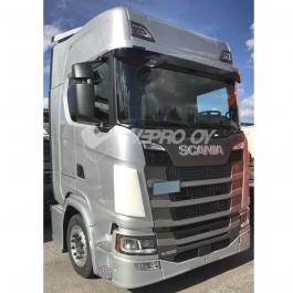 Dirt Deflectors Suitable For Scania Next Gen 2017 S/R Series - Pair