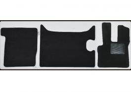 DAF XF 106 Euroway Manual Floor Mat - 3 Piece Set