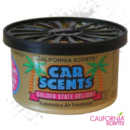 California Scents Air Freshener - Golden State Delight