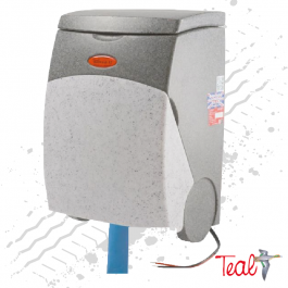 TEALwash Hand Wash Station 24v for vehicles