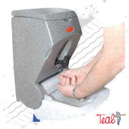 TEALwash Hand Wash Station 12v for vehicles