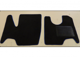 Mercedes AXOR/ATEGO Floor Mats - 2 Piece Set