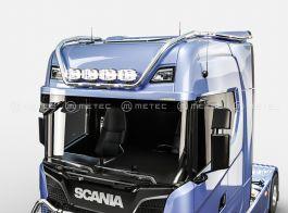 Metec Scania R Series High Roof 16 Onwards Next Gen MAX Roof Lamp Holder