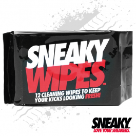 Sneaky Wipes - Shoe and Trainer Cleaning Wipe