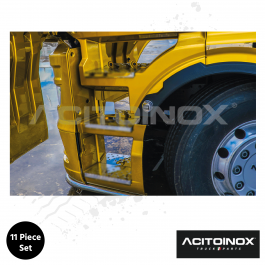 MAN TGX Euro 6 - Steps Protection