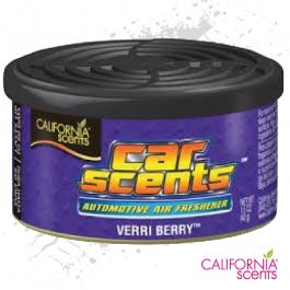 California Scents Air Freshener - Verri Berry