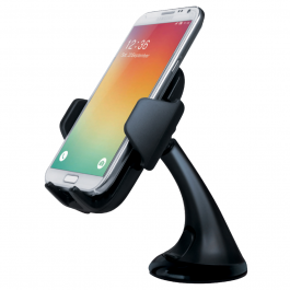 Wireless Phone Charger Window & Dash Suction Mount - QI Wireless Technology