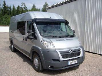 Peugeot Sun Visors, Van Sunvisors, Made from High Quality Acrylic.