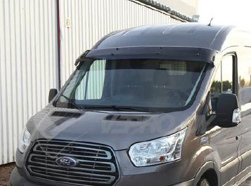 Ford Sun Visors, Sunvisors, Van Sunvisors, Made from High Quality Acrylic.
