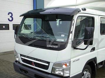 Mitsubishi Sun Visors, Truck Sunvisors, Van Sunvisors, Made from High Quality Acrylic.