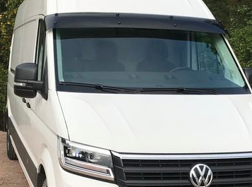 VW Sun Visors, Van Sunvisors, Made from High Quality Acrylic.