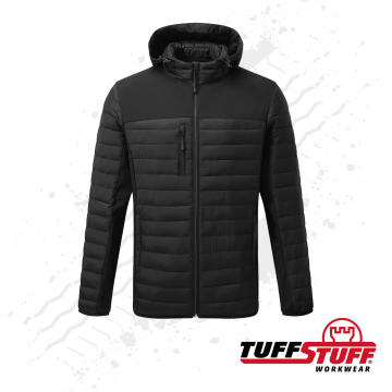TuffStuff Workwear Jackets and Hoodies such as the Stanton, Hopton and Elite Bodywarner