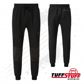 TuffStuff Workwear Shorts and Trousers, Hyperflex and Elite quality work trousers.