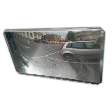 Fresnel Lenses, HiVu, Blind Spot Lenses, for HGV, Truck, Lorry, Van. Help with DVS and FORS