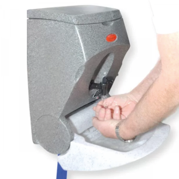 Hand Wash Stations - TEAL Authorised Distributer, Vehicle Hand Wash Sinks