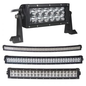 LED Bars. Super Bright LED Light bars. Laser Light Bars.