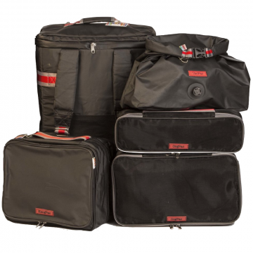 Luggage For Truckers & Trampers Suitable For ALL Cabs!