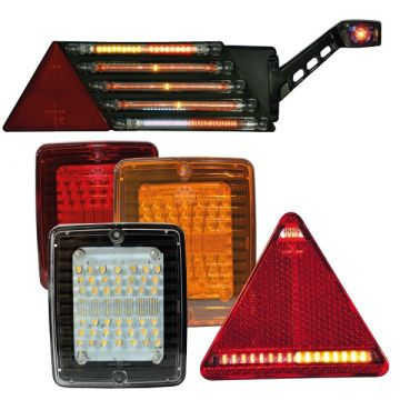 Rear Light Clusters, Rear Fog Light Assemblies, Reversing Lights, Tail Lights, Tail Lamp,
