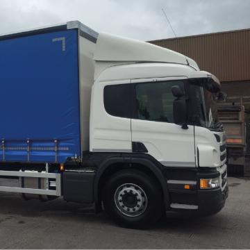 Scania P Series Spoiler, Aerodynamics, iAM Air Management kit