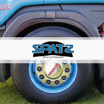 Spatz - Spray Suppression, Wheel Arch Extensions, Wheel Spats, UK Authorised Dealer, Top online prices, Truck Wheel Arch Kits