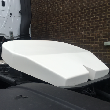 Fifth Wheel Covers for All Makes of truck. Suitable for Volvo, Scania, DAF, MAN, Mercedes. Lorry 5th wheel covers.