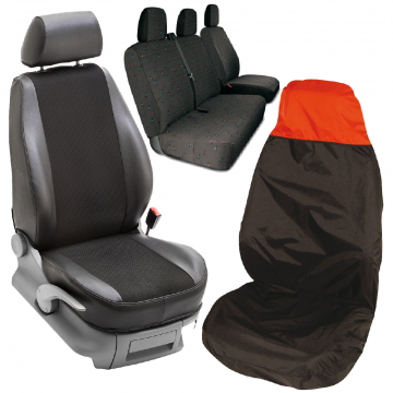 Van Seat Covers. High Quality and Hard Wearing Van Seat Covers. Made in Italy. Shipped direct from the UK.