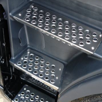 Stainless Truck Steps, Truck Aerodynamics & Truck Accessories