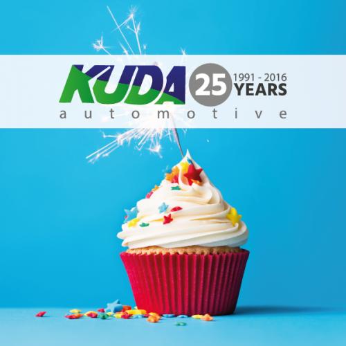 Kuda Turns 25! Est. 1991