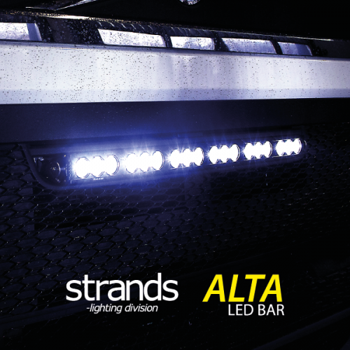 Strands Launch ALTA - The Next Generation LED Bar