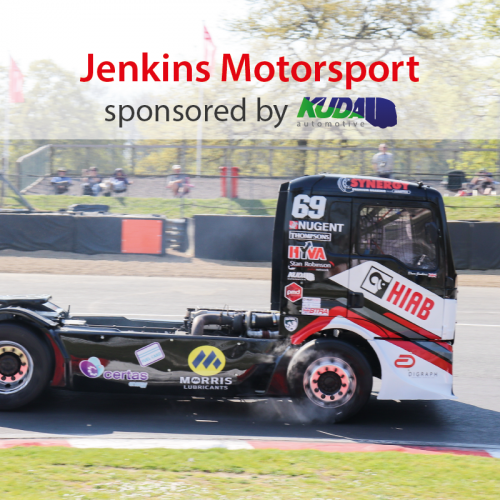 Kuda announce sponsorship of Jenkins Motorsport
