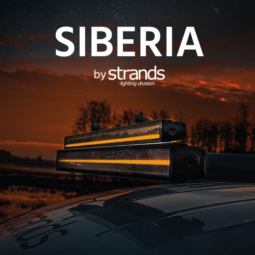 Siberia by Strands - the LED Bar which redefines everything!