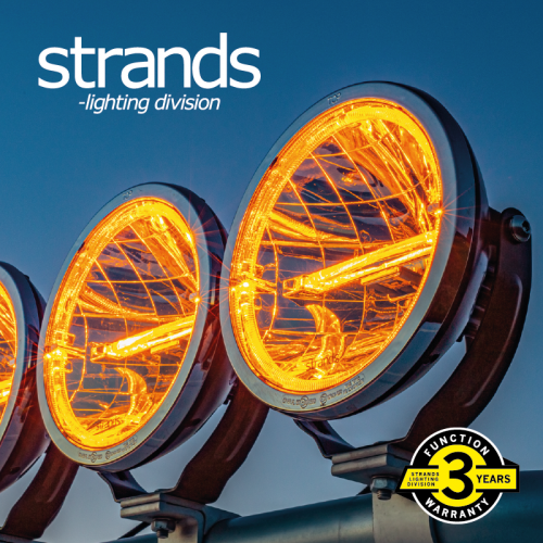Strands launch what is possibly the best ever driving light …