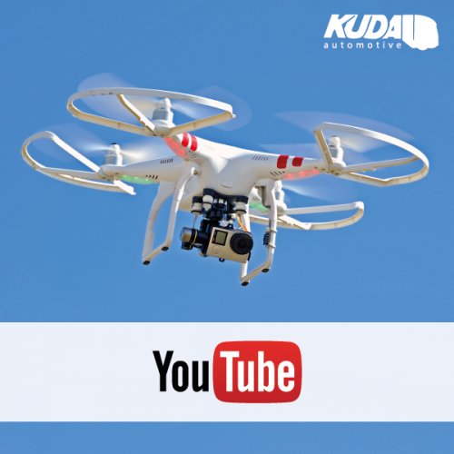 Kuda Launch YouTube channel and invest in drone technology.