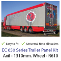 trailer side skirts