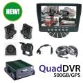 4 Camera Truck DVR