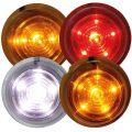 Red LED Sidemarker 12V or 24V