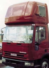 Iveco EuroCargo (Pre 2003) Day Cab Sleeper Pod