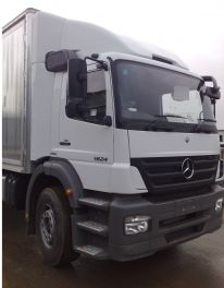 Mercedes Axor Day Cab Fixed Top Spoiler