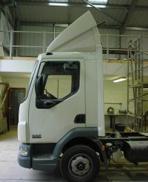 DAF LF 45 55 Day Full Spoiler & Collar Kit