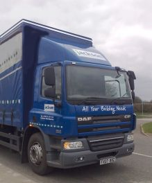 DAF 65 75 85 Day Cab Fixed Top Spoiler