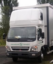 Canter Fuso (2005 Onwards) Sleeper Pod