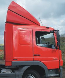 Atego Low Roof Air Management Kit
