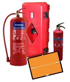 Fire & Hazard Kit