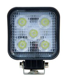 LED Mini Spotlight 12 / 24v, Super Bright Ice White Light