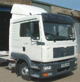 MAN TGL Sleeper Cab AMK