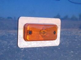 Iveco Stralis Indicator Light Surround