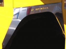 Renault Magnum Wing Covers
