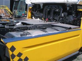 Renault Magnum Lateral Lining