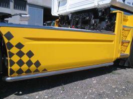 Renault Magnum Side Protection Tube