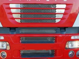 Iveco Stralis Grill Application Kit